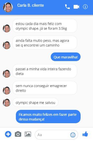 Olympic Shape