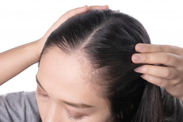 shikakai para queda de cabelo