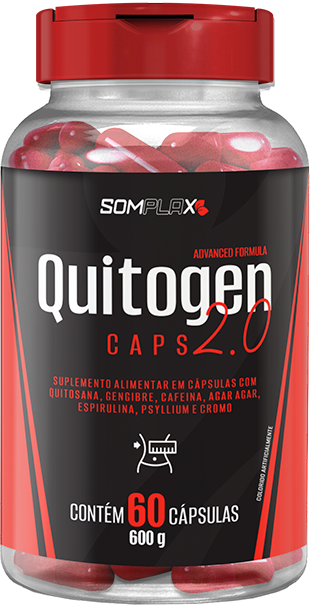 Quitogen Caps 2.0